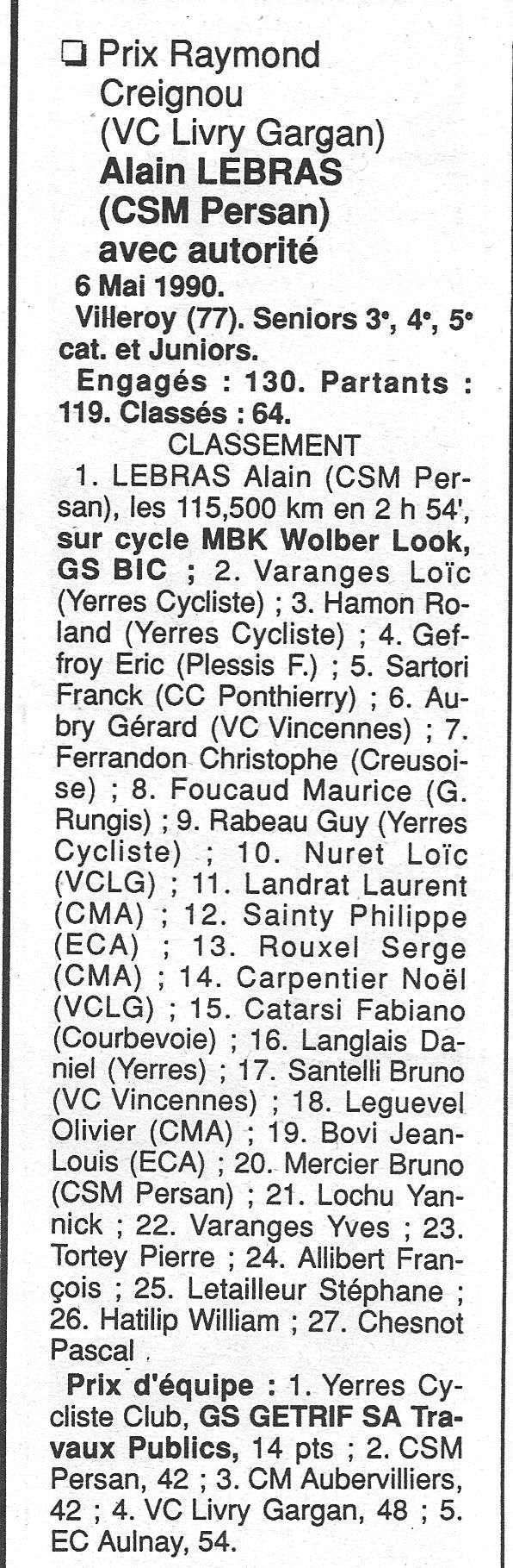 CSM.Persan. BIC. Toute une époque de janvier 1990 à novembre 2007 - Page 2 1990_113