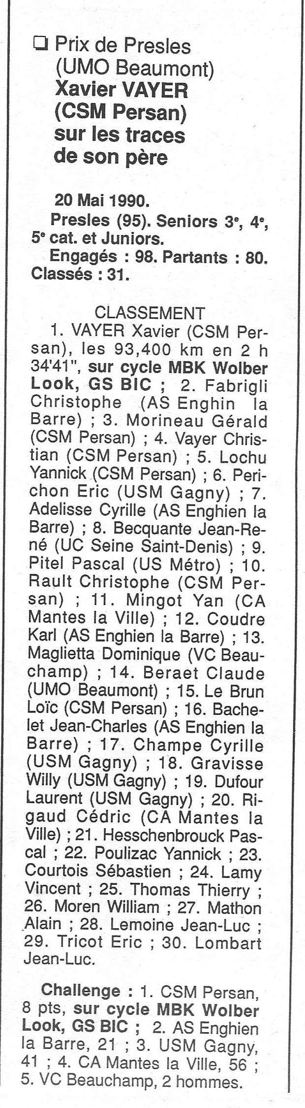 CSM.Persan. BIC. Toute une époque de janvier 1990 à novembre 2007 - Page 2 1990_115