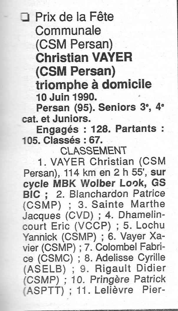 CSM.Persan. BIC. Toute une époque de janvier 1990 à novembre 2007 - Page 2 1990_126