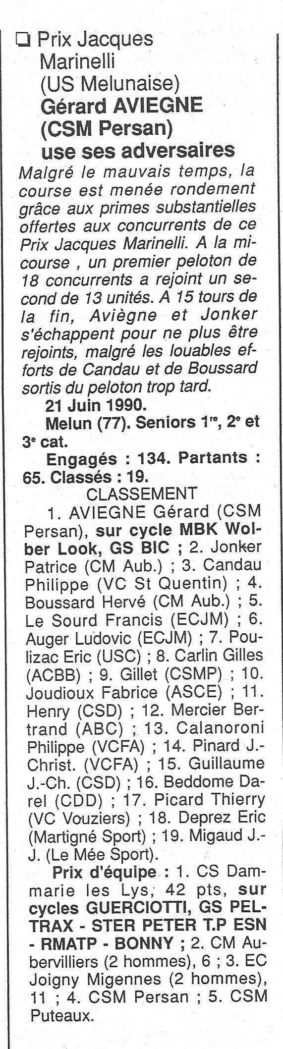 CSM.Persan. BIC. Toute une époque de janvier 1990 à novembre 2007 - Page 2 1990_143