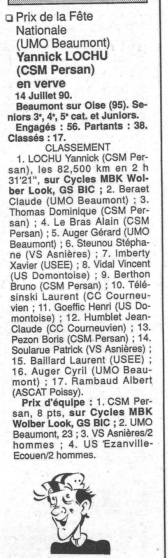 CSM.Persan. BIC. Toute une époque de janvier 1990 à novembre 2007 - Page 2 1990_145