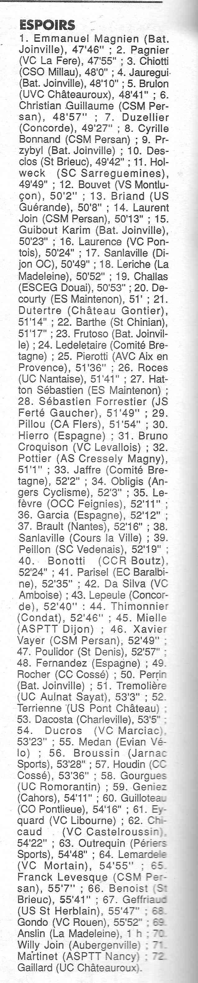 CSM.Persan. BIC. Toute une époque de janvier 1990 à novembre 2007 - Page 4 1990_204