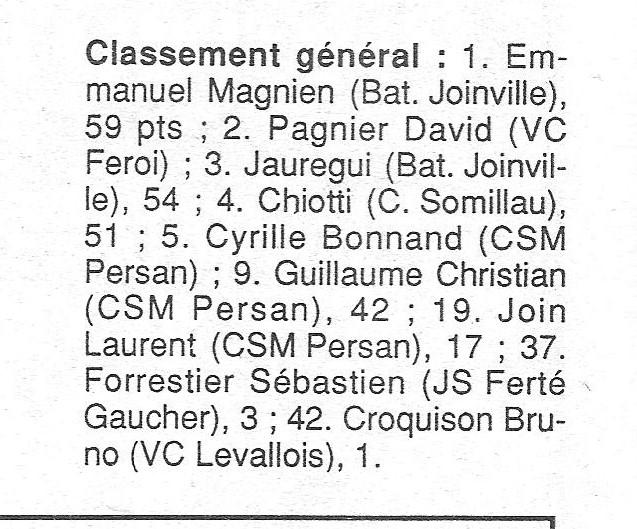 CSM.Persan. BIC. Toute une époque de janvier 1990 à novembre 2007 - Page 4 1990_205