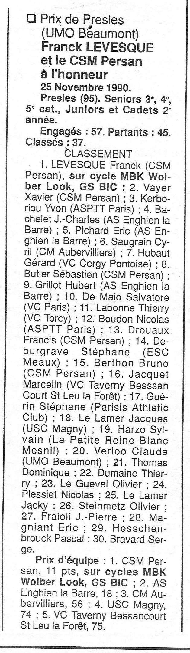 CSM.Persan. BIC. Toute une époque de janvier 1990 à novembre 2007 - Page 4 1990_206
