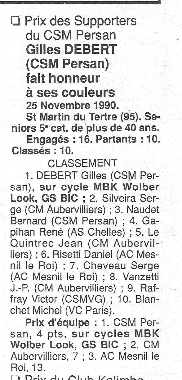 CSM.Persan. BIC. Toute une époque de janvier 1990 à novembre 2007 - Page 4 1990_207
