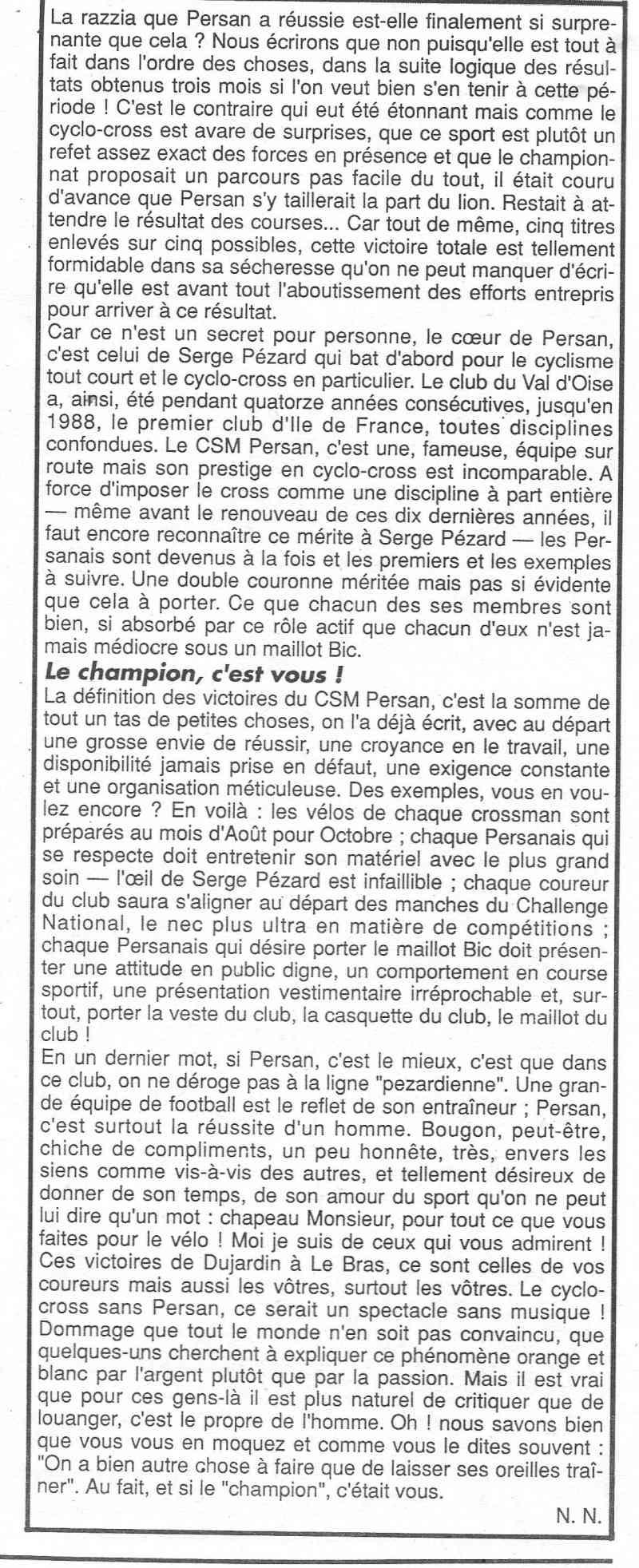 CSM.Persan. BIC. Toute une époque de janvier 1990 à novembre 2007 - Page 4 1990_223
