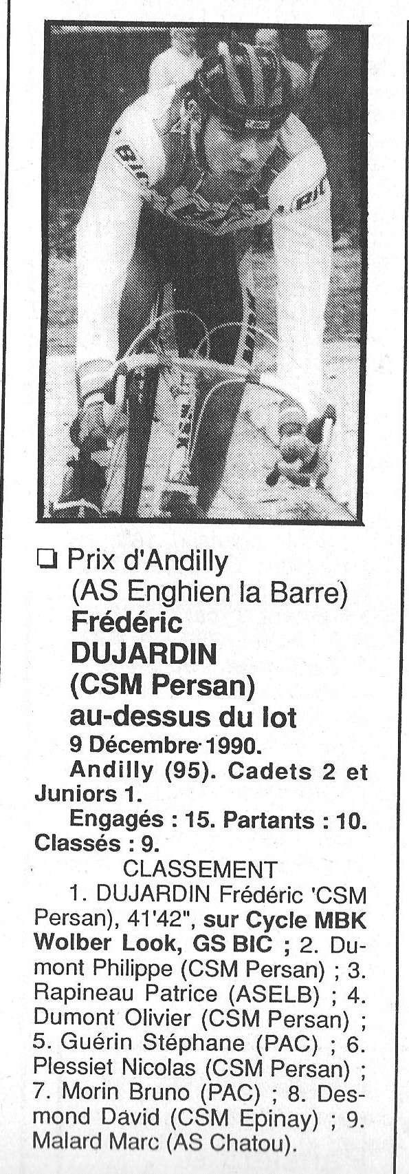 CSM.Persan. BIC. Toute une époque de janvier 1990 à novembre 2007 - Page 4 1990_231