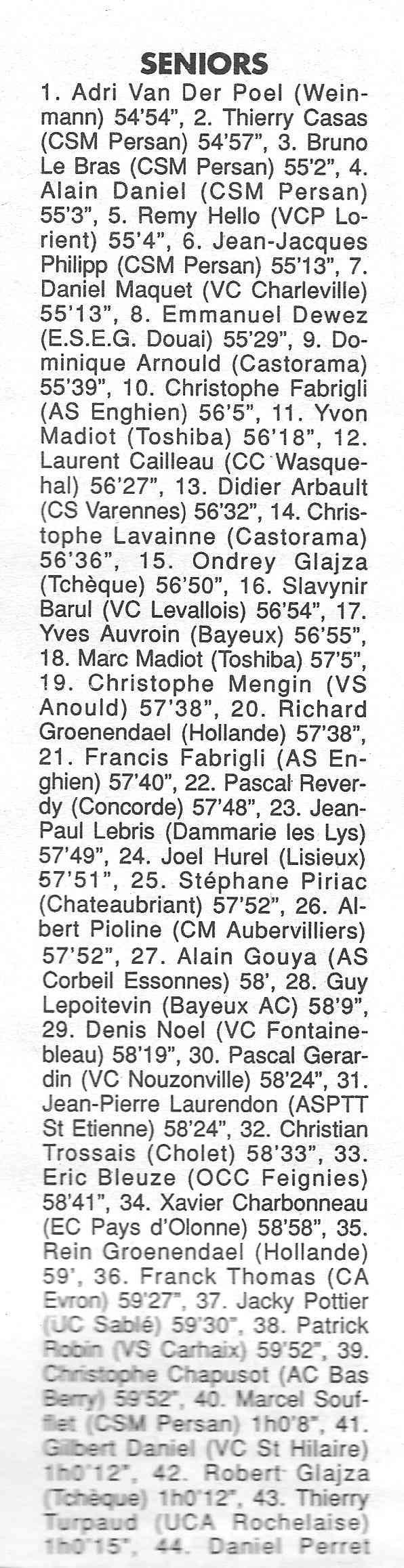 CSM.Persan. BIC. Toute une époque de janvier 1990 à novembre 2007 - Page 4 1991_014