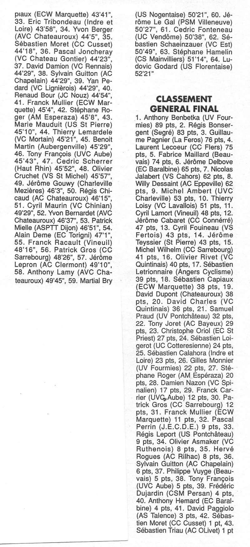 CSM.Persan. BIC. Toute une époque de janvier 1990 à novembre 2007 - Page 4 1991_024