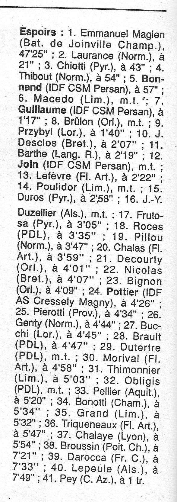 CSM.Persan. BIC. Toute une époque de janvier 1990 à novembre 2007 - Page 5 1991_042
