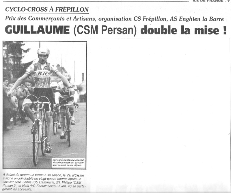 CSM.Persan. BIC. Toute une époque de janvier 1990 à novembre 2007 - Page 5 1991_046