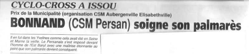 CSM.Persan. BIC. Toute une époque de janvier 1990 à novembre 2007 - Page 5 1991_052