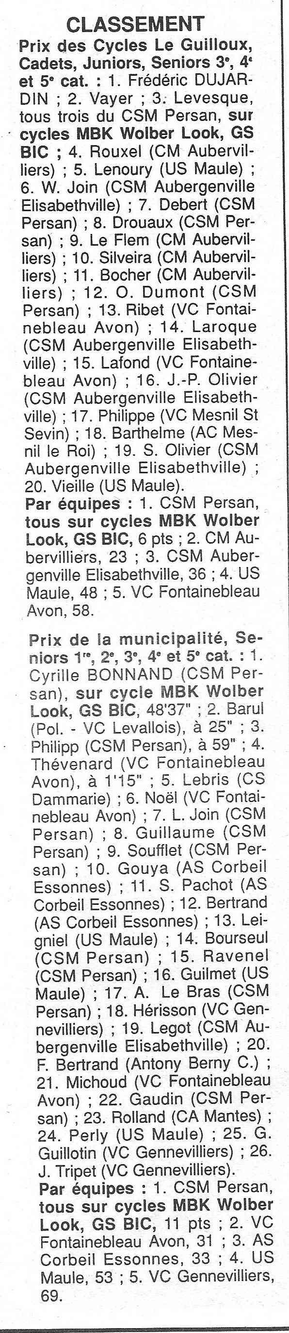 CSM.Persan. BIC. Toute une époque de janvier 1990 à novembre 2007 - Page 5 1991_055