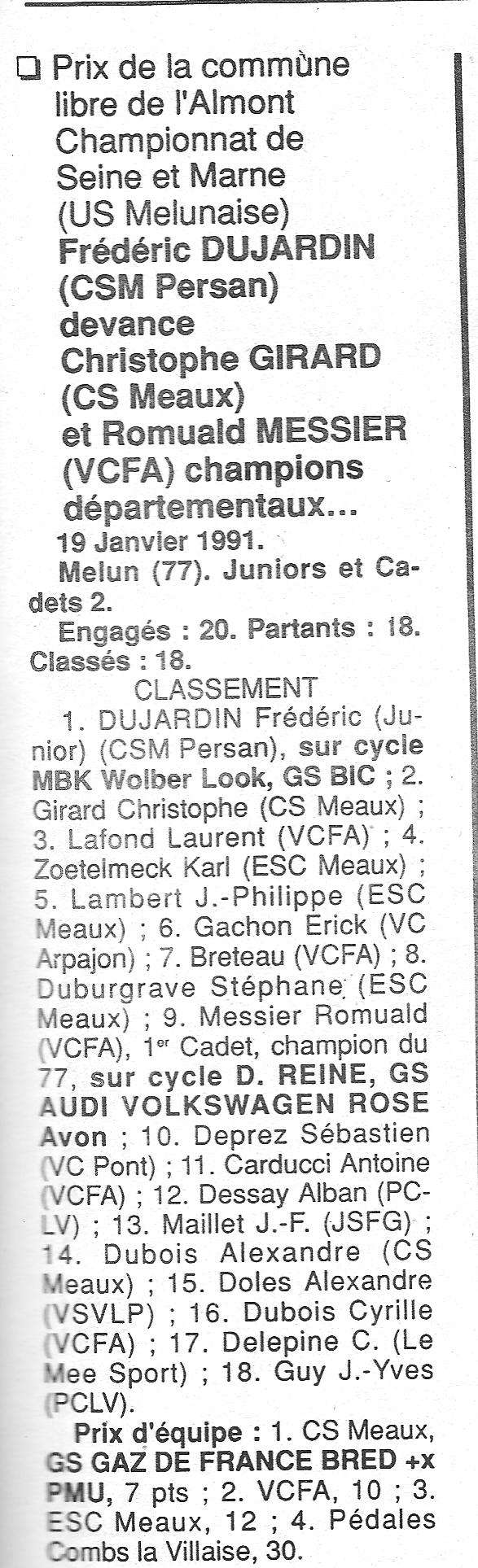 CSM.Persan. BIC. Toute une époque de janvier 1990 à novembre 2007 - Page 5 1991_056