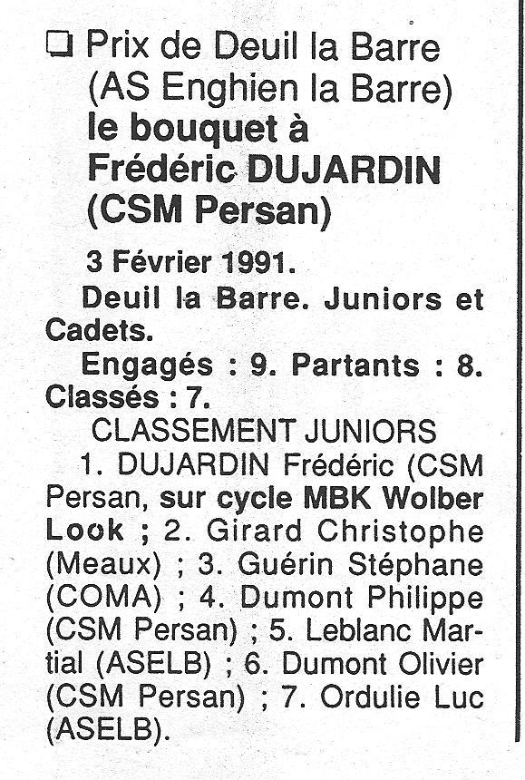 CSM.Persan. BIC. Toute une époque de janvier 1990 à novembre 2007 - Page 5 1991_057