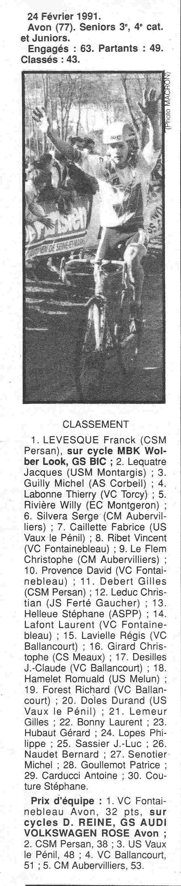 CSM.Persan. BIC. Toute une époque de janvier 1990 à novembre 2007 - Page 6 1991_069