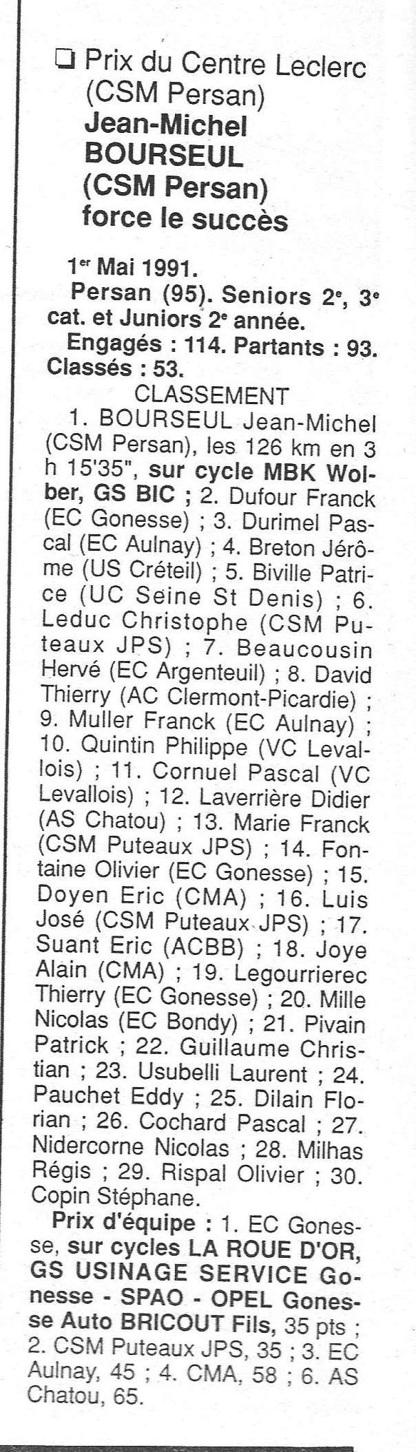 CSM.Persan. BIC. Toute une époque de janvier 1990 à novembre 2007 - Page 6 1991_084