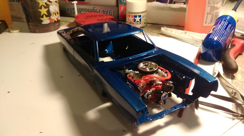 """#21 : Dodge Charger 68 PureVision """"TERMINEE"""" - Page 2 Imag0222"""