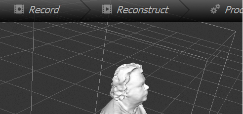 Scanner et  Kinect Essais10