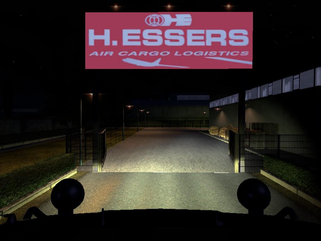 Trailer H.ESSERS AIR CARGO LOGISTICS 00001810