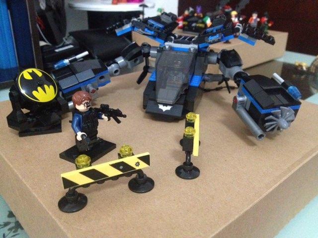 Réalisations en Lego Batman11