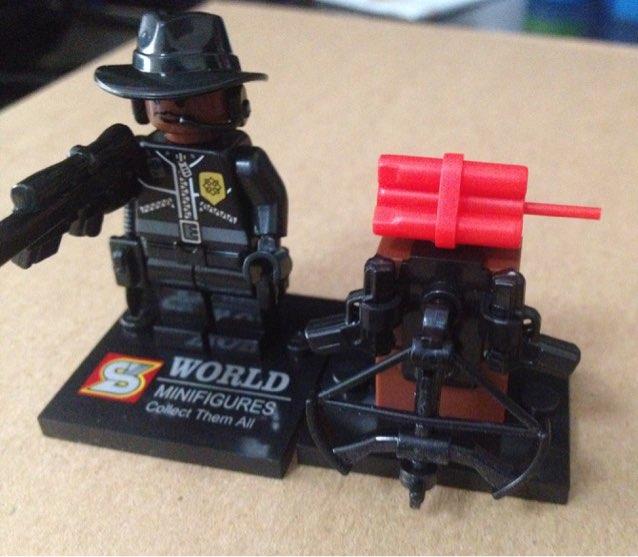 Réalisations en Lego Big10