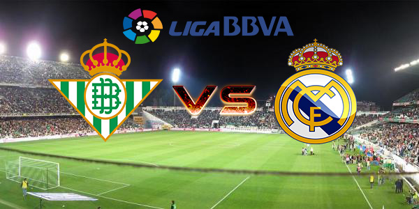 Real Betis vs Real Madrid Benito10