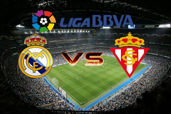 Real Madrid vs Sporting Gijón Bernab10