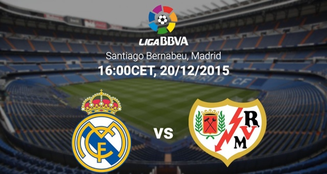 Real Madrid vs Rayo Vallecano Real-m13