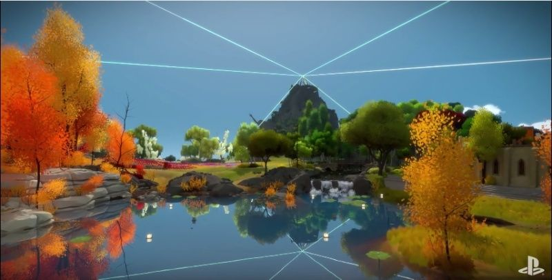 [PS4] The Witness  Captur13