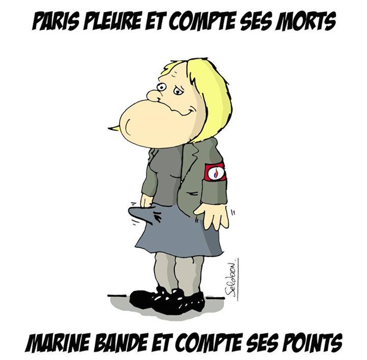 Dessin remarquable de la Revue de Presque qui Cartoone Le_pen10