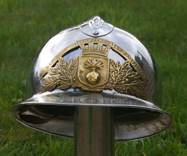 Evolution du casque de pompier FR 1812-2015 192610