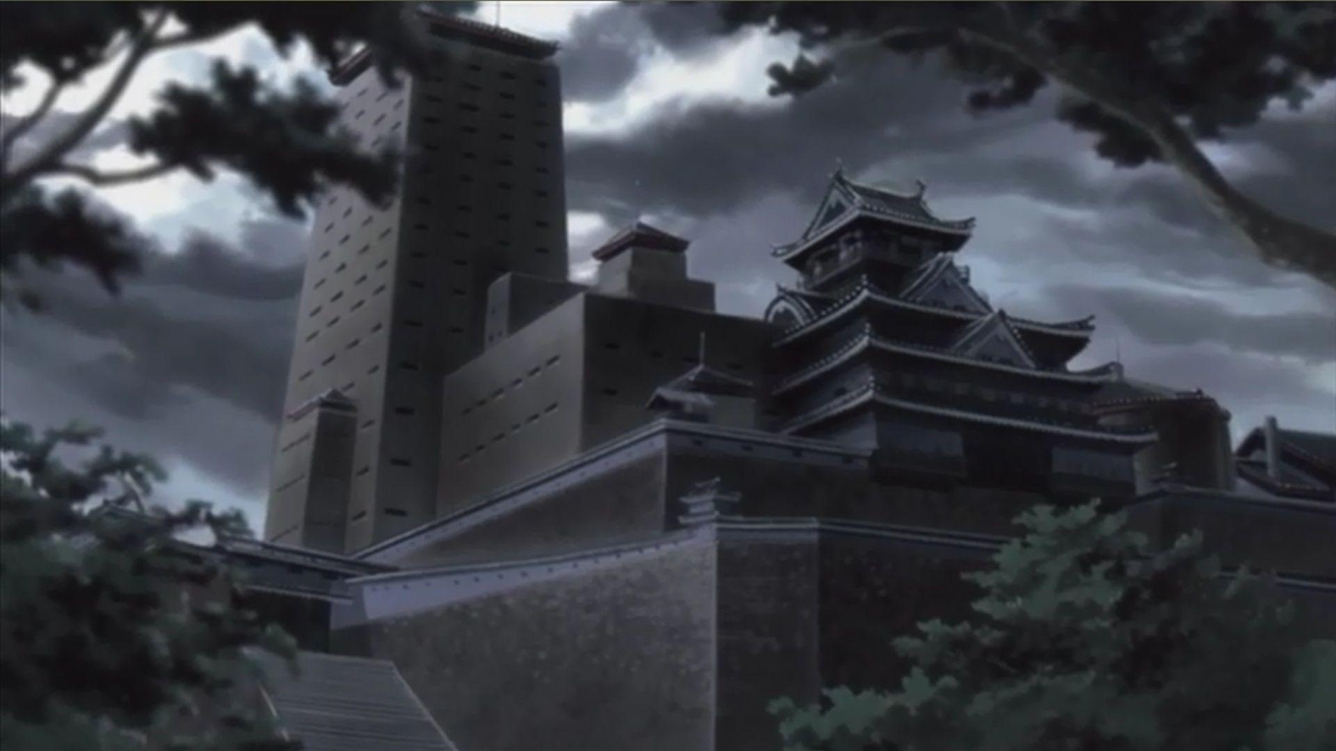 Castelo Hōzuki Castel10
