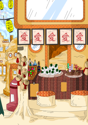 Dango! Dango! - Restaurante de Dango Sunaga10