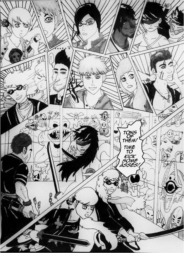 Karakura Town - Karakura School - Page 3 Hollow16