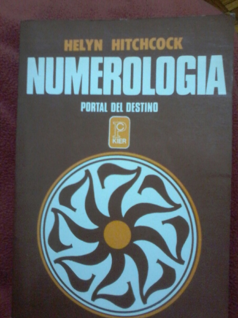 Libro Numerologia - HELYN HITCHCOCK Libro-10
