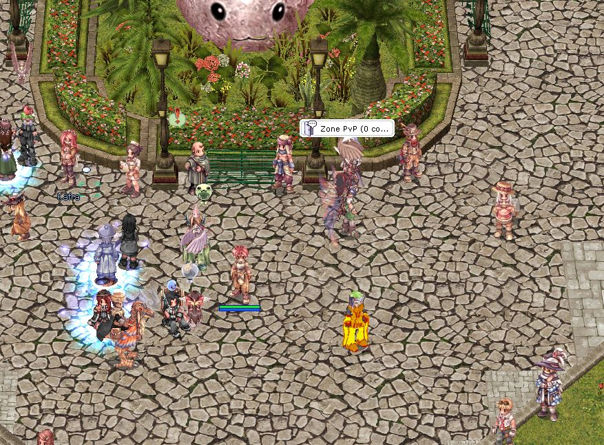 Ragnarok Online : Débuter sur le serveur Fragment of Yggdrasil Screen19
