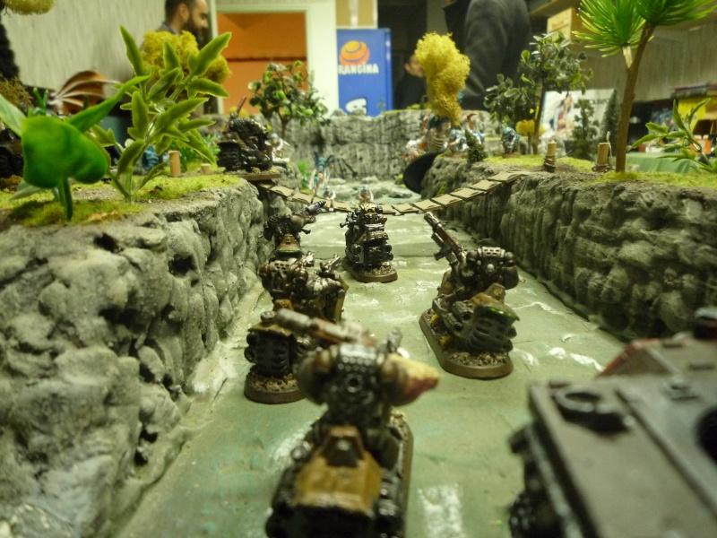 Apocalypse Angels et rapports de batailles Renard P1040023