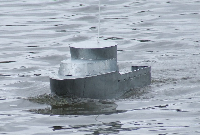 Chalutier pêche arrière Chalut17