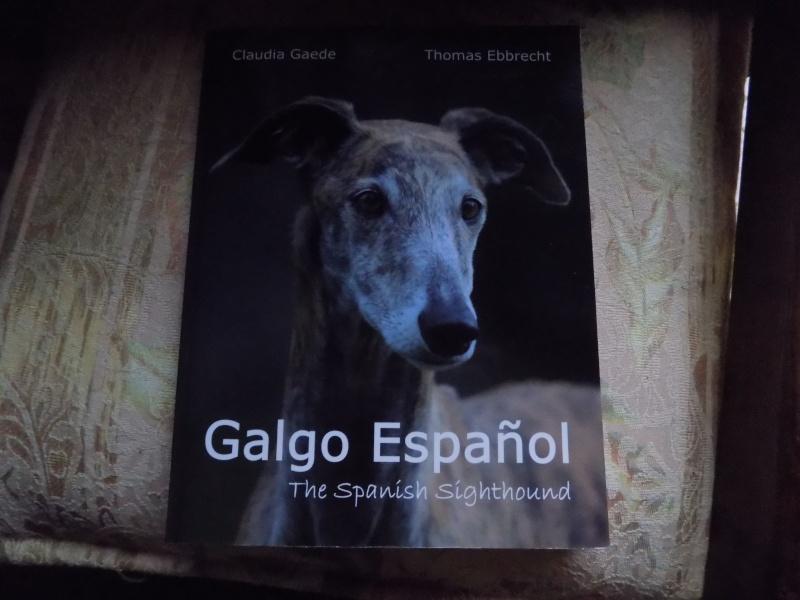 un livre sur les galgos en anglais .... 00510