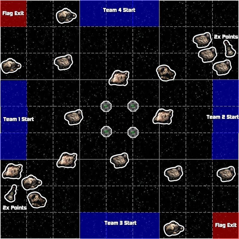 Capture the Flag, 2-8 Spieler, 2-4 Teams Downlo11