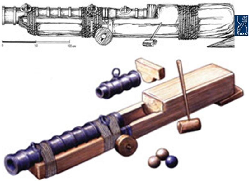 SAN JUAN BAUTISTA, galion du XVI° d'AL au 1/90° par Parellum - Page 5 Couleu10