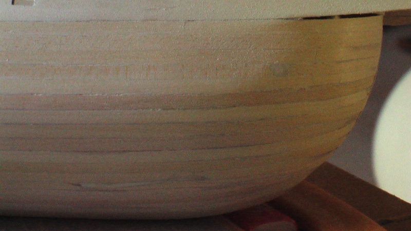 SAN JUAN BAUTISTA, galion du XVI° d'AL au 1/90° par Parellum - Page 5 Imga0129
