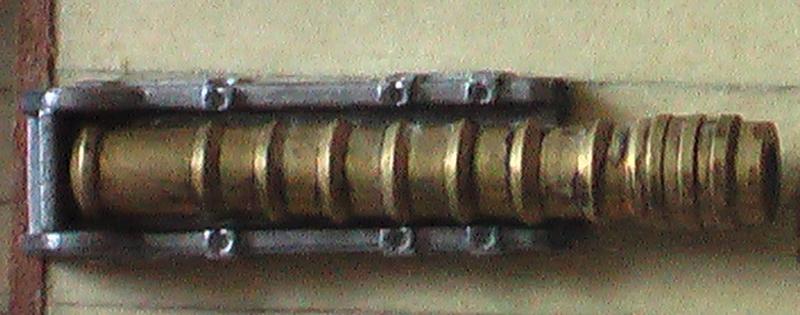 SAN JUAN BAUTISTA, galion du XVI° d'AL au 1/90° par Parellum - Page 5 Imga0213