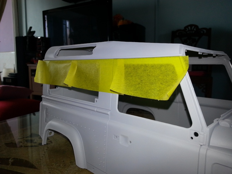 defender - Rizal's D90 Defender build. 20151220