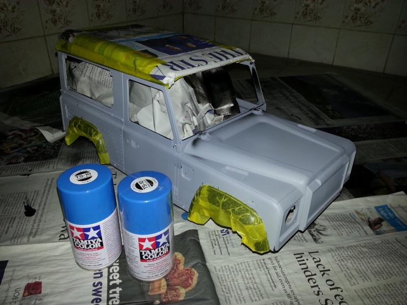 defender - Rizal's D90 Defender build. 20151232