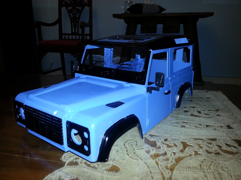 defender - Rizal's D90 Defender build. 20151238