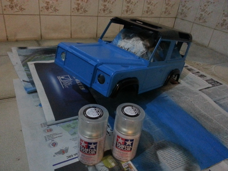 defender - Rizal's D90 Defender build. 20160110
