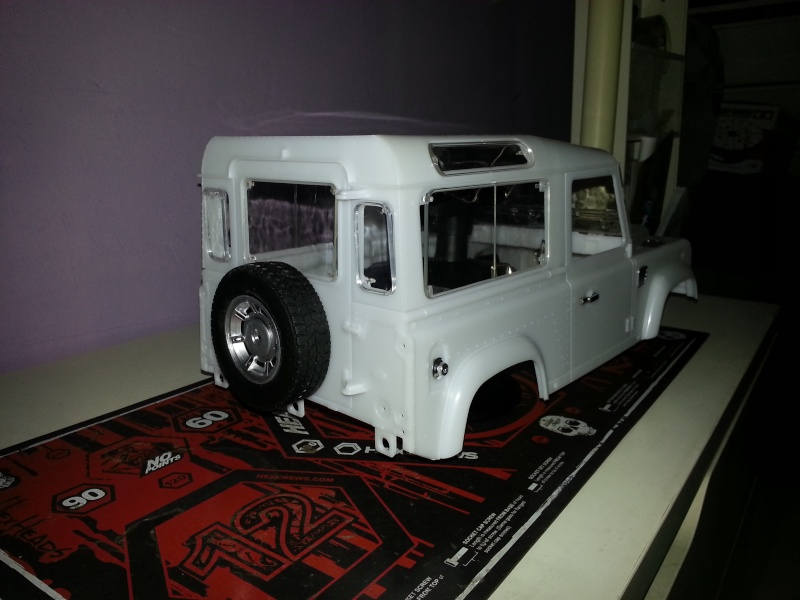 defender - Rizal's D90 Defender build. 310