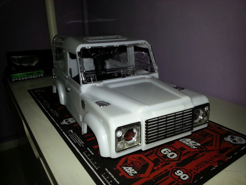 defender - Rizal's D90 Defender build. 410